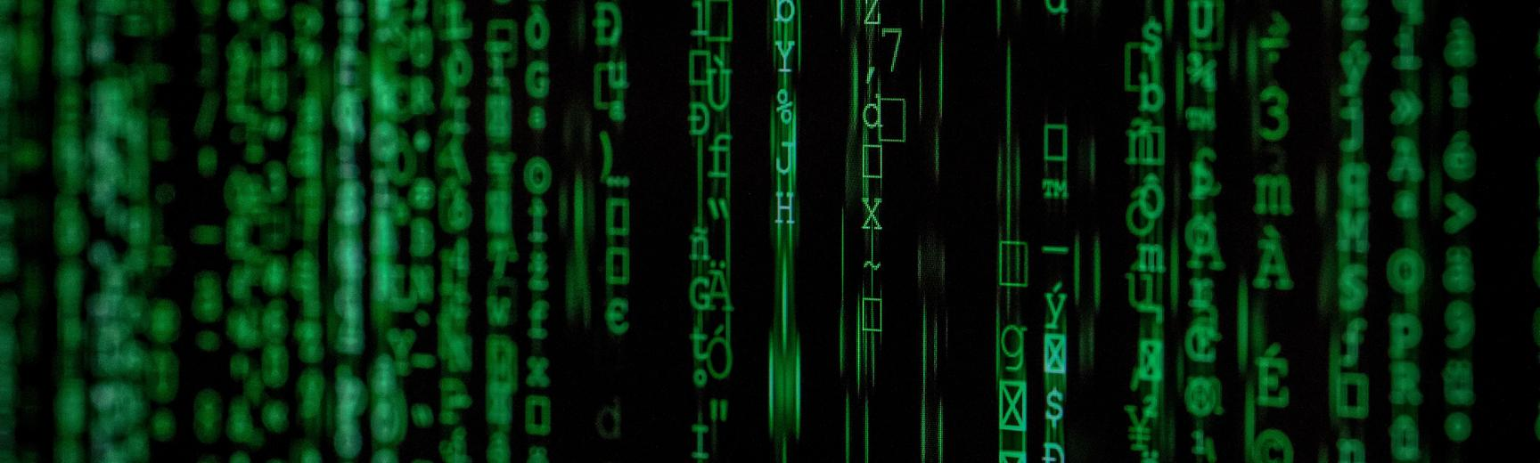 Hacker binary attack code