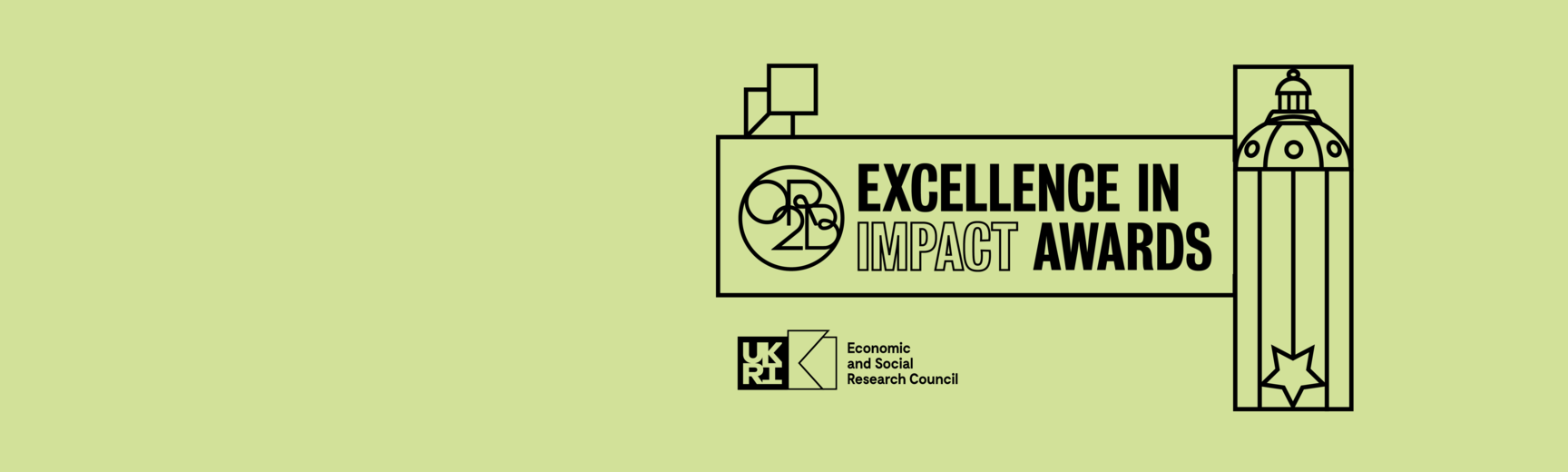 excellence in impact awards banner right