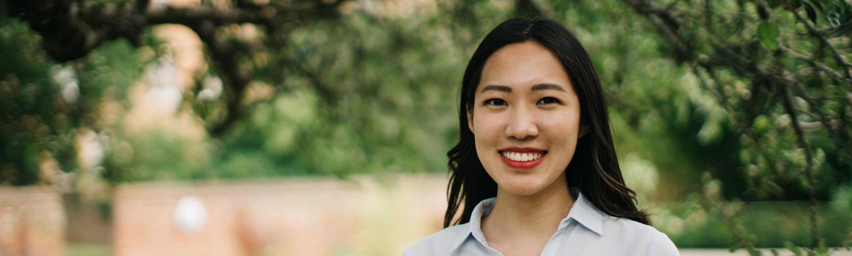 Profile photo of Siyang Zhou, who is smiling