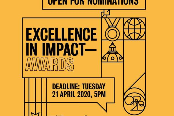 Award nominations open