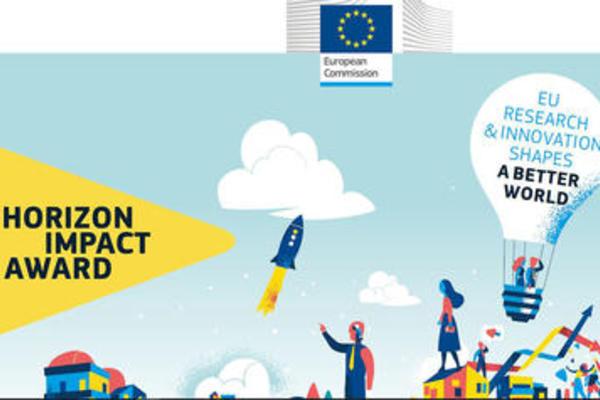 horizon impact award - EU research and innovation shapes a better world