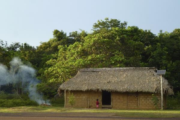 makushi house