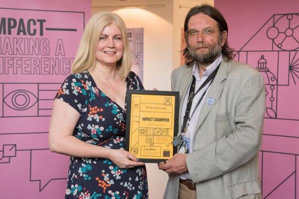 social sciences shine at o2rb excellence in impact awards